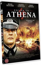 flugten til athena / escape to athena - DVD