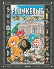 flunkerne går på museum - bog