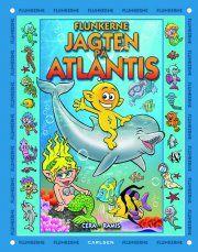 flunkerne: jagten på atlantis - bog