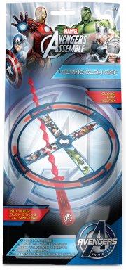 frisbee med lys - avengers assemble - Udendørs Leg