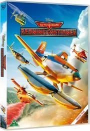 flyvemaskiner 2: redningsaktionen - disney - DVD