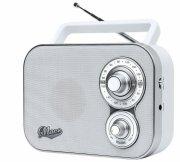 fm radio - hvid - Tv Og Lyd