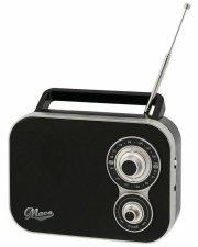 fm radio - sort  - Tv Og Lyd