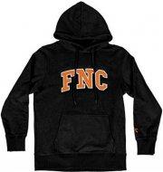 fnatic hoodie / esport trøjer i sort - m - Merchandise
