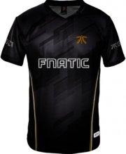 fnatic player jersey / esport trøjer 2018 - 2xl - Merchandise