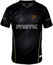 fnatic player jersey / esport trøjer 2018 - l - Merchandise