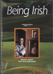 focus on, being irish, lærervejledning - bog