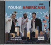 focus on, young americans,-audio - CD Lydbog