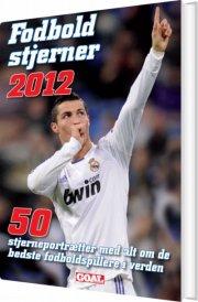 fodboldstjerner 2012 - bog
