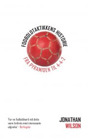 fodboldtaktikkens historie - bog