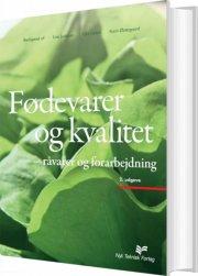 fødevarer og kvalitet - bog