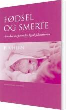 fødsel og smerte - bog