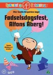 fødselsdagsfest, alfons åberg - DVD