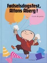 fødselsdagsfest, alfons åberg! - bog