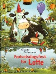 fødselsdagsfest for lotte - bog