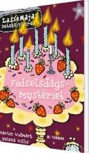 fødselsdagsmysteriet - bog