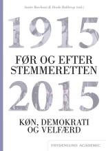 før og efter stemmeretten - bog
