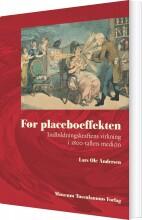 før placeboeffekten - bog