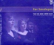 før søndagen, sampak med 5´er - CD Lydbog