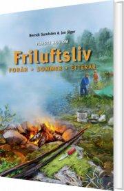første bog om friluftsliv - bog