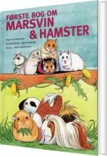 første bog om marsvin og hamster - bog