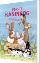 første kaninbog - bog