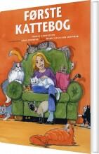 første kattebog - bog