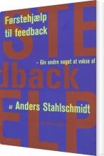førstehjælp til feedback - bog