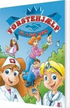 førstehjælp til og for børn - bog