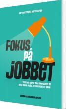 fokus på jobbet - bog
