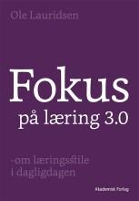 fokus på læring 3.0 - bog