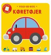 fold-ud-bog: køretøjer - bog