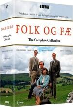 folk og fæ - den komplette samling - bbc - DVD