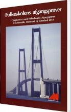 folkeskolens afgangsprøver 2010 - bog