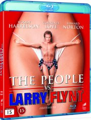 the people vs. larry flynt - Blu-Ray