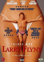 the people vs. larry flynt / folket mod larry flynt - DVD