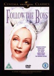 follow the boys - DVD