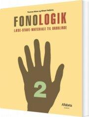 fonologik, hæfte 2 - bog