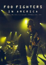foo fighters in america - DVD