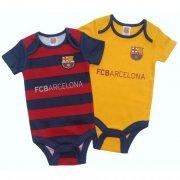 fc barcelona bodystocking til baby - 3-6 mdr - Merchandise