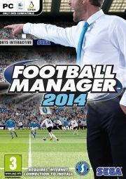 football manager 2014 (uk/nordic) - PC