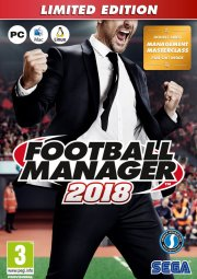 football manager 18 / 2018 - limited edition - PC