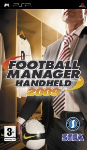 football manager handheld 09 - psp
