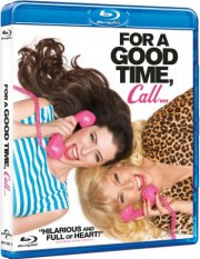 for a good time call - Blu-Ray
