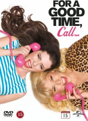 for a good time call - DVD