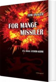for mange missiler - bog