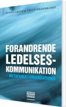 forandrende ledelseskommunikation - bog