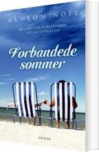 forbandede sommer - bog