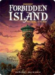 forbidden island - brætspil - engelsk - Brætspil