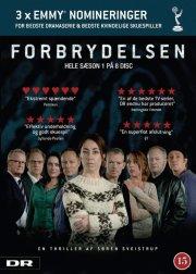 forbrydelsen - sæson 1 - DVD